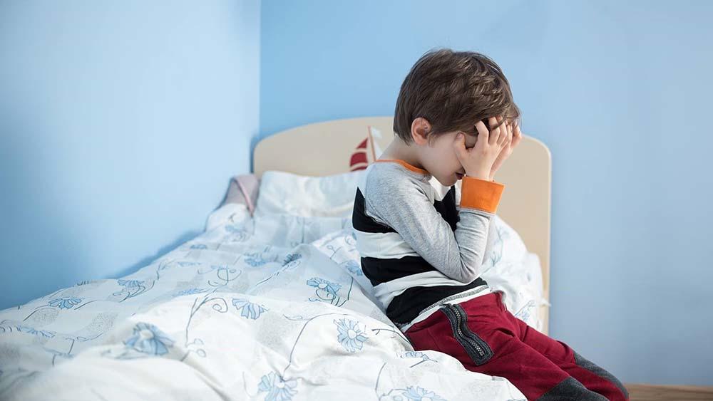 روشهای درمان شب ادراری در کودکان