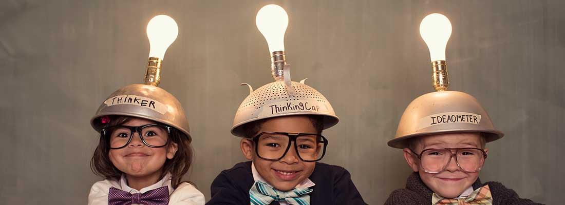 6 راه برای پرورش خلاقیت در کودکان