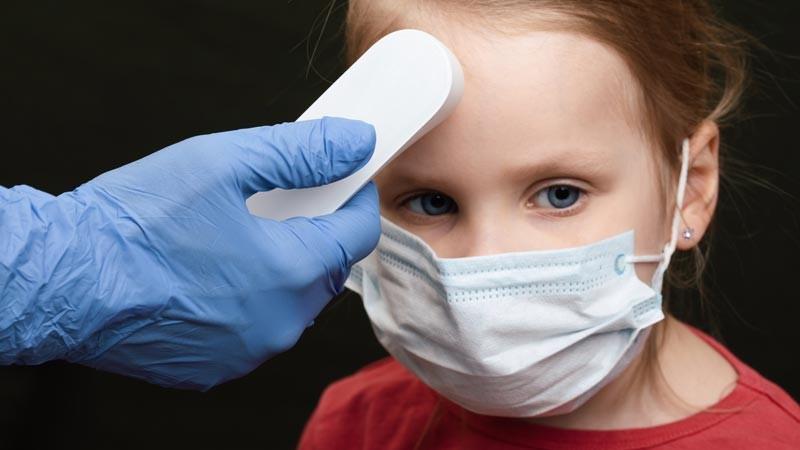 علائم و نشانههای کرونا در کودکان